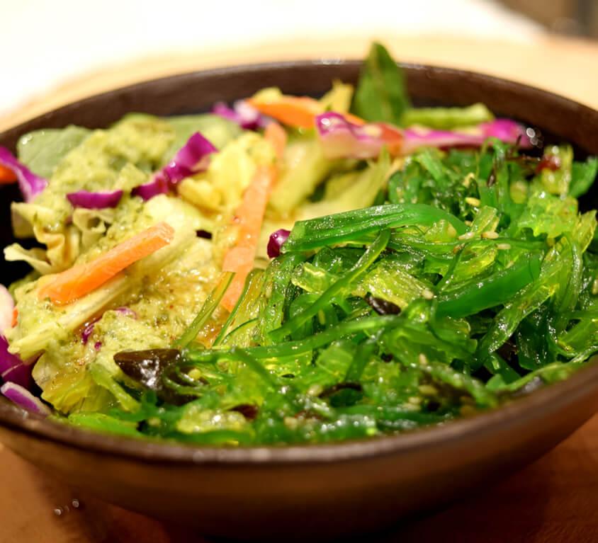 9.Seaweed Salad
