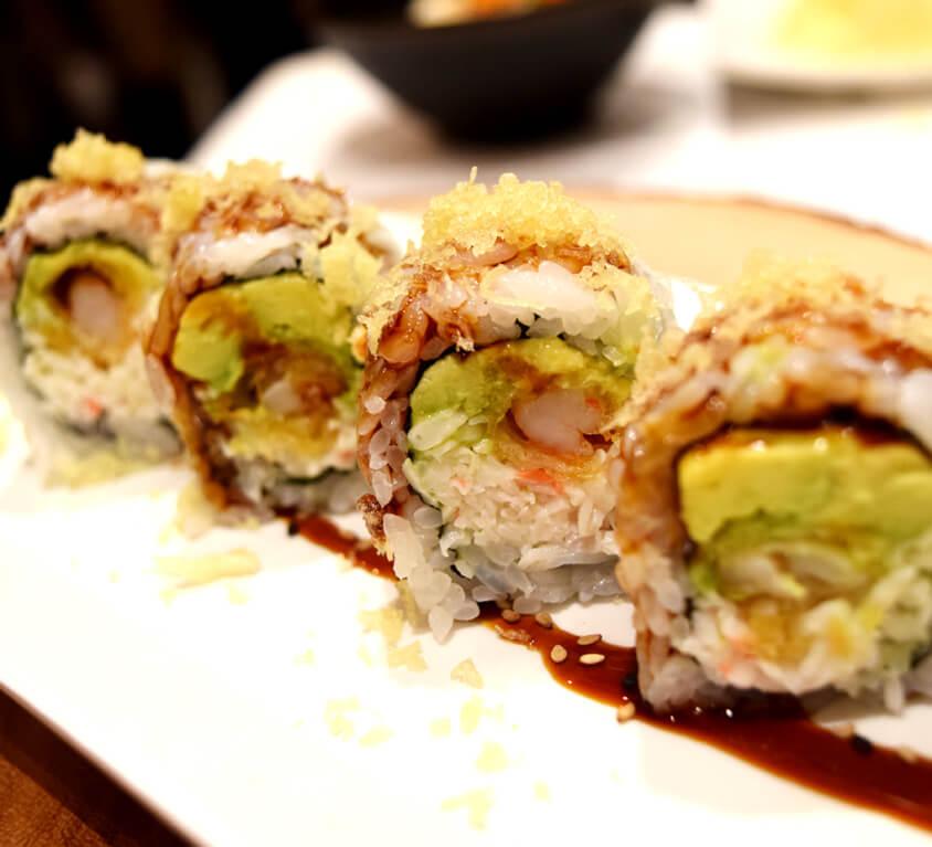 2.Crunch Roll