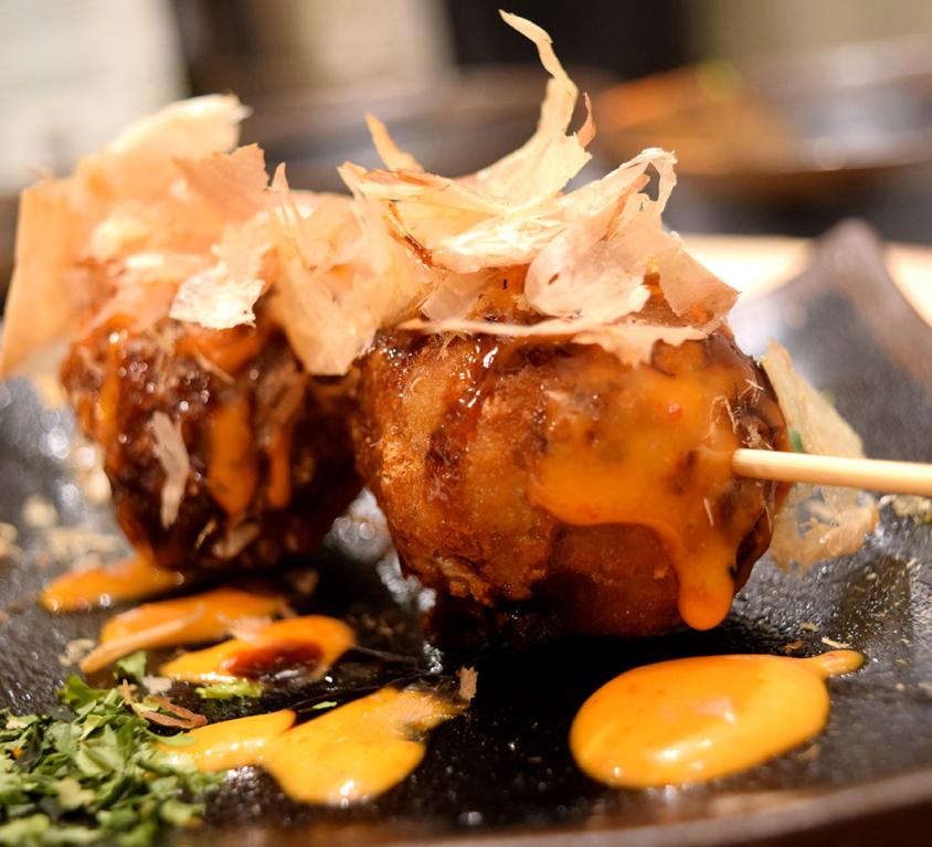 5.Takoyaki