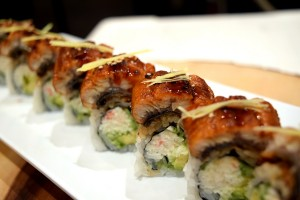 AUTHENTIC THICK CUT EEL ROLL