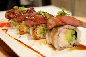 GRILLED BEEF & ASPARAGUS ROLL