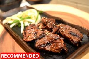 BEEF GALBI KOREAN BBQ